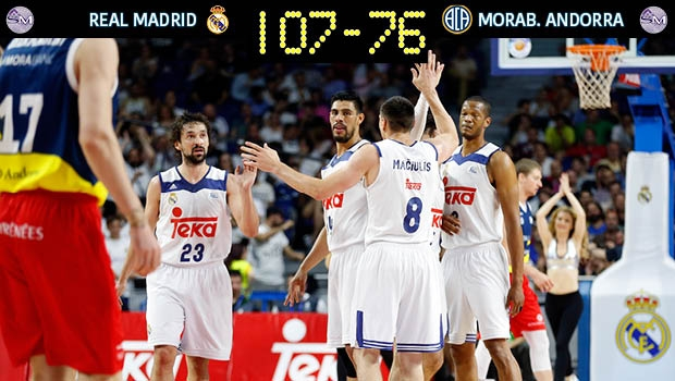RMB 107 - 76 AND: Un Llull de récord