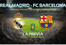 Real Madrid - FCB, la previa