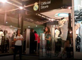 Tienda Real Madrid