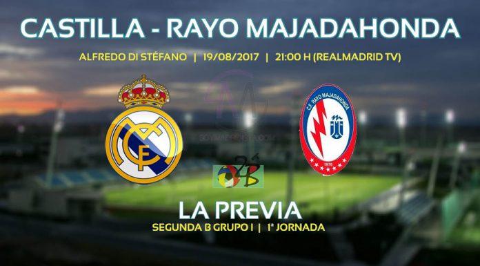 Previa Castilla Rayo Majadahonda