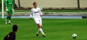 Sergio Parla Real Madrid
