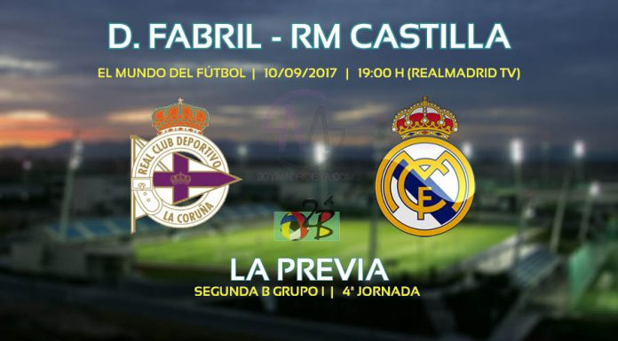 Previa Fabril Castilla