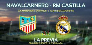 Previa Navalcarnero vs Castilla
