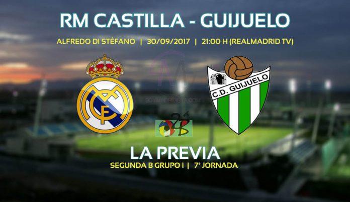 Previa Castilla - Guijuelo