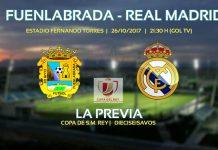 La Previa Copa del Rey Fuenlabrada Real Madrid