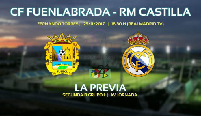 Portada previa Fuenlabrada - RM Castilla