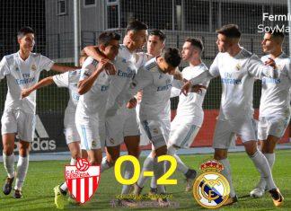 El Real Madrid Castilla se lleva una trabajada victoria gracias a los goles de Óscar y Regui