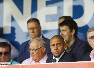 Antonio Ruiz, Roberto Carlos y Ramón Martínez