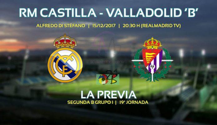 Portada previa RM Castilla vs Valladolid